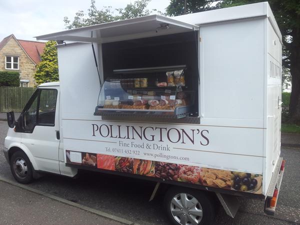 Pollingtons Van