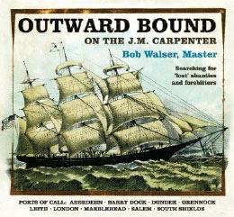 Bob Walser: Outward Bound - CD cover