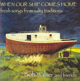 When Our Ship Comes Home CD Cover